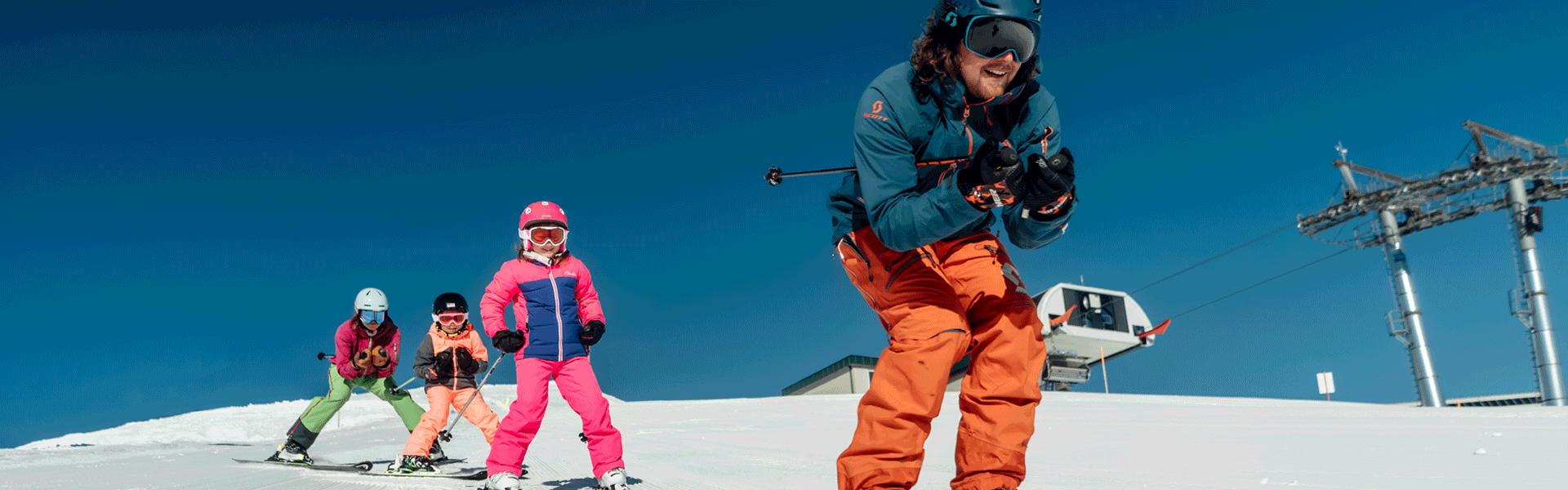 gailberg.at - Kids Ski For Free